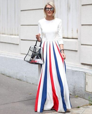 vestido carpa