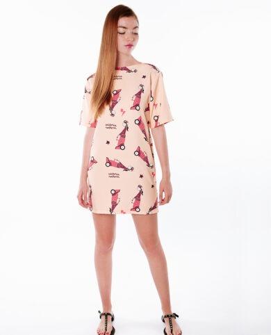 vestido mujer bomba