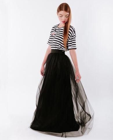 falda especial de tul