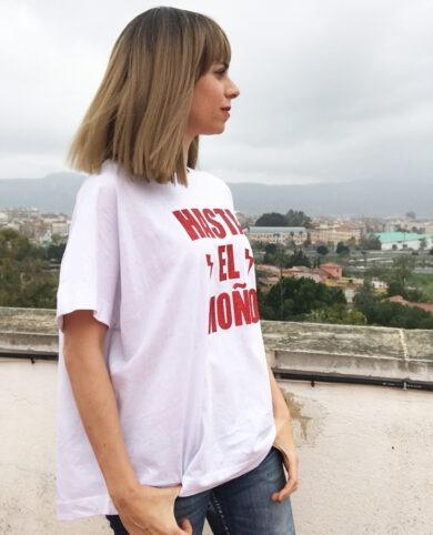 Camiseta hasta el moño