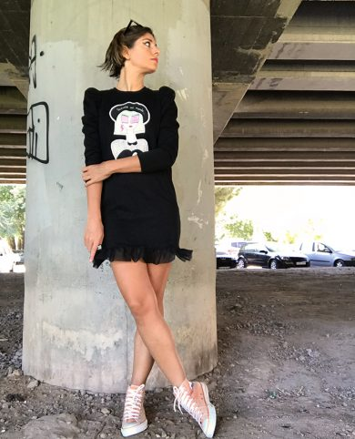 Vestido seduce mi mente