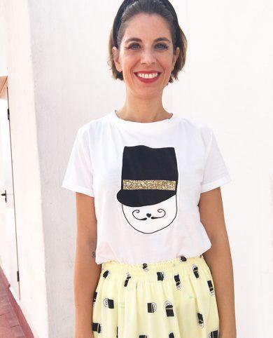Camiseta domador