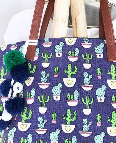 Capazo cactus