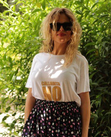 Camiseta Calladita NO