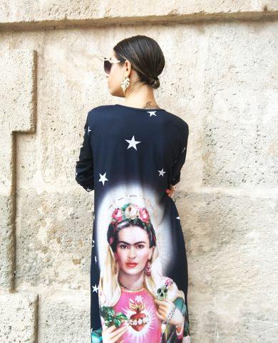 Vestido diosa Frida